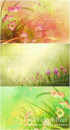Spring 7 Sammer Backgrounds