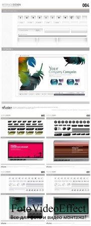 Interface Design PSD Templates