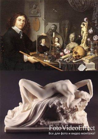 Итальянская живопись и скульптура   The Italian painting and sculpture