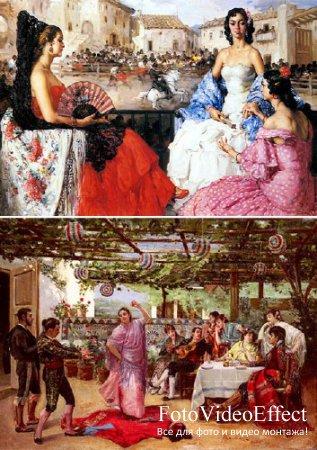 Испанская живопись   The Spanish painting