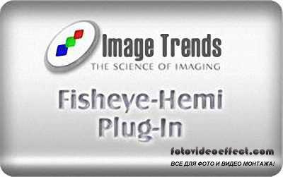 Image Trends Fisheye-Hemi 1.2.0 Plug-Ins for Adobe Photoshop