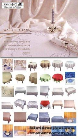 Izosoft - Backgrounds 2. Tables (IZ083)