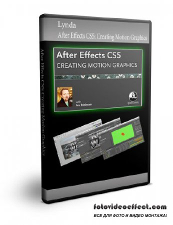 Lynda.com - After Effects CS5: Creating Motion Graphics