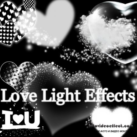 Scrap-kit - Love Light Effects 1