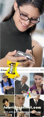 Medio Images FRG07 Wireless Business Connections