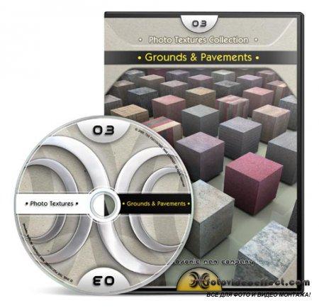 Psicosonic Textures Vol.03 - Grounds & Pavements