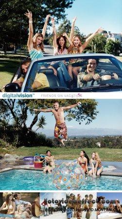 DigitalVision DV1036 Friends on Vacation