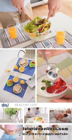 DAJ Images DA346 Healthy Life