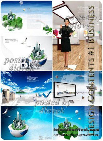 Design Contents #1 PSD Business