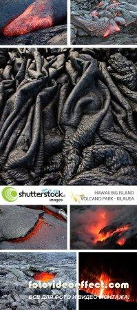 Shutterstock - Hawaii Big Island - Volcano Park - Kilauea