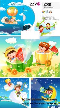 ZZVe 011 Kid's Stories
