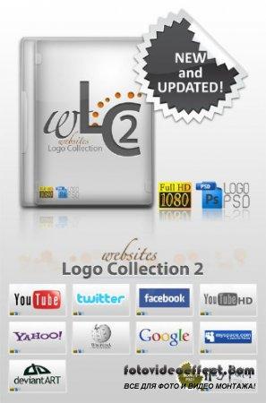 PSD Templates - Website Logo Collection