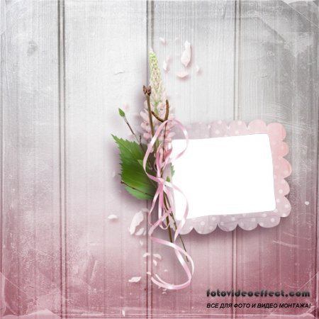 PNG Frame - Charming Easter