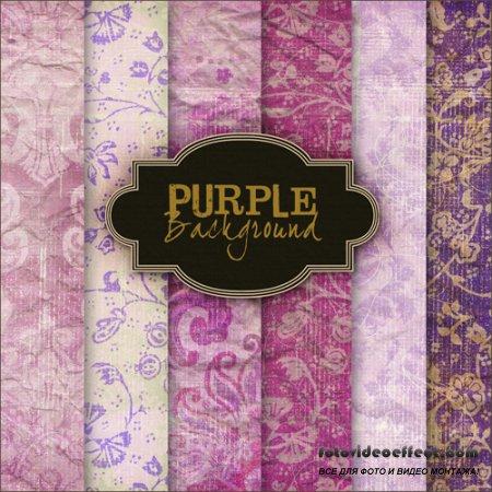 Textures - Purple Backgrounds