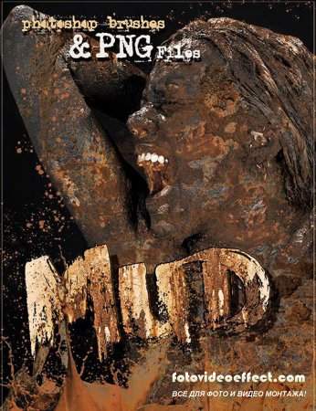 Rons Mud brushes & textures