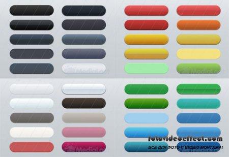 MediaLoot Beautiful Web Button Styles RETAIL