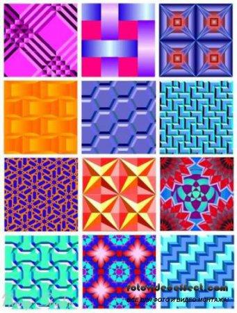 Коллекция векторных текстур