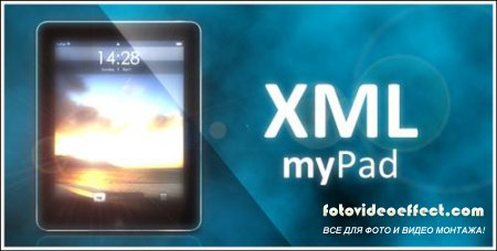 ActiveDen - myPad XML Website - Rip