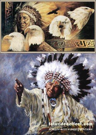 Коренной американец   Native american