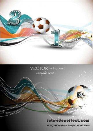 Футбольные фоны/Soccer backgrounds
