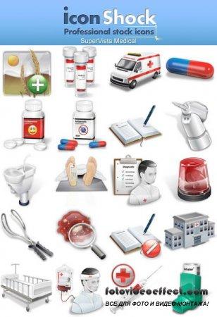 IconShock: SuperVista Medical