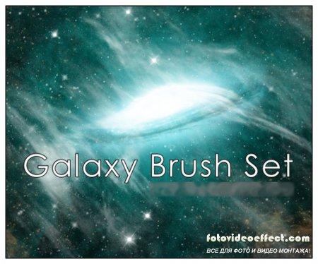 Galaxy Brush Set #1