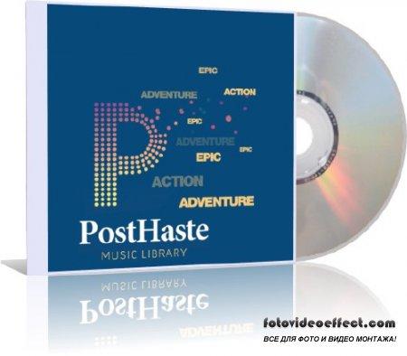 PostHaste Music Library - Volume 1-5 (Trailer Music)