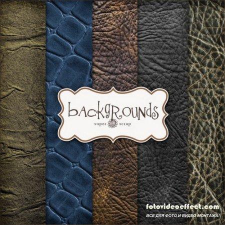 Textured leather  Текстуры кожи