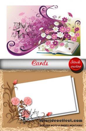 Cards  Праздничная открытка