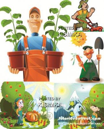 Stock: Gardener