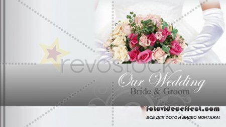 Wedding Flowers - Project for After Effects (Revostoc)